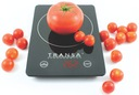 Waga kuchenna elektroniczna SZKLANA LED MARKOWA Marka Trisa Electronics