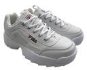 D276 Buty sneakersy gruba podeszwa białe roz39 Marka inna