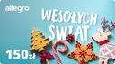 Karta Podarunkowa na Święta - 150 zł