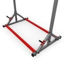 DRĄŻEK STACJONARNY DO PODCIĄGANIA 280kg K-SPORT Maksymalna waga użytkownika 300 kg