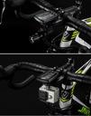 Licznik rowerowy GPS iGPSport iGS50E czarny Zawartość zestawu bateria gwarancja instrukcja obsługi licznik mocowanie na kierownicę opaski zaciskowe podstawka