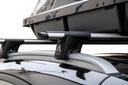 Bagażnik dach belki AGURI Peugeot 307 308 407 SW Waga (z opakowaniem) 4.3 kg