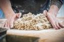 Młynek do mielenia zbóż Mockmill 200PRO 600W 12kg Sposób mielenia ciągły