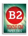 Plakat Plakaty B2 70x50cm wydruk Papier 200g