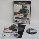 MADDEN NFL 06 GAMECUBE GC
