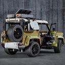 LEGO TECHNIC Land Rover Defender 42110 Bohater brak