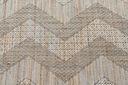 DYWAN POLIESTER SZNURKOWY 120x170 FRĘDZLE #GR2730 Długość 170 cm