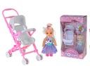 ZAHORA_ Кукла с коляской