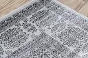 DYWAN NOBIS 120x170 cm ORNAMENTY szary #DEV998 Wzór orientalny