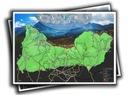 Mapa Zdrapka Tatr - idealna na prezent