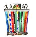 Вешалка на медали с рамкой для фото-футбол 40 доставка товаров из Польши и Allegro на русском