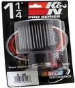 Uniwersalny filtr K&N 62-1580 Producent części K&N Filters
