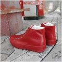 Trampki Big Star damskie czerwone buty EE274112 39 Rozmiar 39