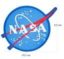 НАСА Полоса naprasowanka термо - аппликация 10cm