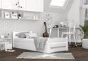 Łóżko DAWID 90x200 podnoszone automat + materac Głębokość mebla 62 cm
