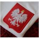 NIKE Polska koszulka męska haft Nadruk r. XXL Typ kolekcjonerskie