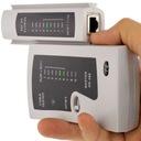 NEKU Tester kabli sieciowych LAN RJ45 RJ12 RJ11 EAN 5902166331941