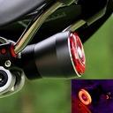 Tylna lampka USB ROWEROWA LED czujnik STOP Model Smart eye Q5