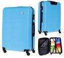 WALIZKA ŚREDNIA PODRÓŻNA KÓŁKA BAGAŻ EXCLUSIVE 808 Rodzaj walizki twarde