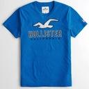t-shirt męski HOLLISTER by Abercrombie logo L Płeć Produkt męski