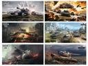 Kubek World of Tanks War Thunder czołgi + imię WOT Rodzaj gadżetu gamingowy