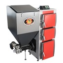 Kocioł Piec Grzewczy CO CWU 5 klasa ECO moc 12kW Rodzaj paliwa ekogroszek