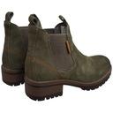 Botki Big Star buty damskie skórzane EE274276 37 Oryginalne opakowanie producenta pudełko