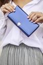 BETLEWSKI portfel damski skórzany lakierowany RFID Stan opakowania oryginalne