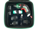 WKRĘTARKA IXO 5 BOSCH FULL SET 10 BITÓW 2 ADAPTERY Informacje dodatkowe walizka transportowa w zestawie