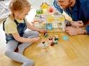 Lego DUPLO Town Wielofunkcyjny domek nauka 10929 Wiek dziecka 2 lata +