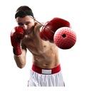 2x Piłka Refleksowa FIGHT REFLEX BALL Refleksówka Waga produktu z opakowaniem jednostkowym 0.2 kg