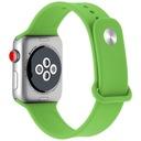 Apple Watch 1/2/3/4 opaska zamienna 38/40mm Rodzaj cyfrowe