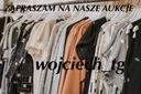 36017*H&M szyfonowa BLUZKA z baskinką r.S* Fason prosty