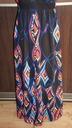 Stylowa sukienka GEORGE r. uniwersalny jak ciążowa Wzór dominujący geometryczny
