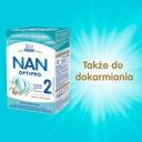 NESTLE NAN OPTIPRO 2 mleko następne 800g Marka Nestle