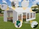 6x12m 2-3,09m Namiot ogrodowy handlowy całoroczny Producent Polotent
