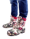 Buty DOUBLE RED Red Jungle Camodresscode rozm.46 Marka inna