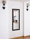 зеркало в раме 140x60 Венге сонома белое 12KOLORÓW