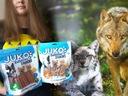JUKO сушеные мясо 250 г утка треска для собаки кошки