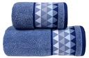 Ręcznik Men Way 70x140 Denim Greno Mikrobawełna