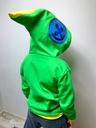 Bluza dziecięca LEON gra BRAWL STARS zielona 134 Rozmiar 134