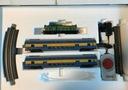 Zestaw start SM42 z wagonami piętrowymi Piko 97934