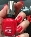 Sally Hansen Salon Complete Lakier Red My Lips 231 Marka Sally Hansen