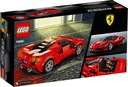 LEGO SPEED CHAMPIONS Ferrari F8 Tributo 76895 Marka LEGO