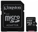 KINGSTON KARTA MICROSD 64GB MICRO CL10 ADAPTER SD Kod producenta SDCS/64GB