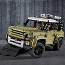 LEGO TECHNIC Land Rover Defender 42110 Płeć Chłopcy Dziewczynki