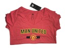 Czerwona koszulka damska Manchester United L Rozmiar L