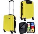 WALIZKA MAŁA PODRÓŻNA KÓŁKA BAGAŻ TORBA EXCLUSIVE Rodzaj walizki twarde