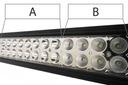 панель торпеды Светодиодные лампы Фара рабочая ГАЛОГЕН 180W 13875LM комбо