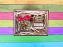 ??? +Мед в деревянной коробке НА подарок !